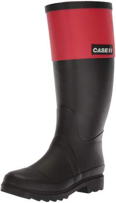"""AdTec CASE Women's 14"""" Rubber Boots: Waterproof for Hunting Fishing Hiking or Farm Work"""