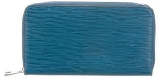 Louis Vuitton Epi Zippy Organizer Wallet