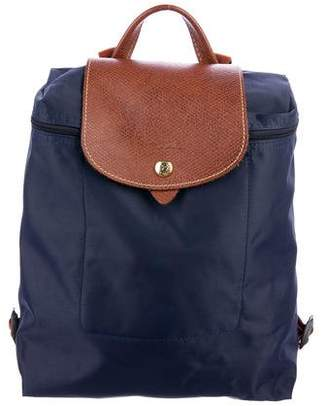 Longchamp Small Le Pliage Backpack