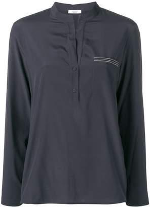 Peserico basic blouse