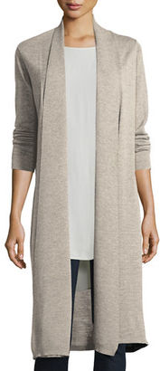 Eileen Fisher Washable Wool Kimono Duster Cardigan $205 thestylecure.com