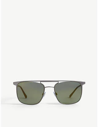 Giorgio Armani Ar6076 square-frame sunglasses