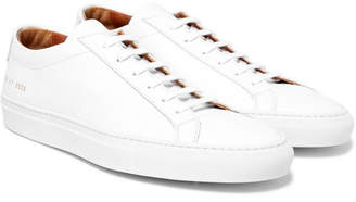 Common Projects Achilles Leather Sneakers - Men - White