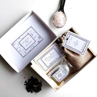 Aphrodite & Ares 'Rhea' Spa And Tea Personalised Gift