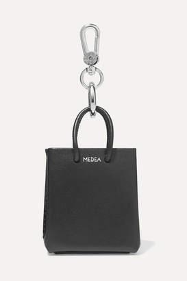 MEDEA - Prima Mini Leather Tote - Black