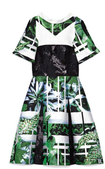 Peter Pilotto Preorder Cassandra Dress