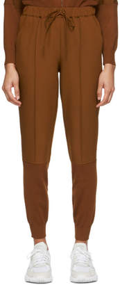 Opening Ceremony Brown Drawstring Lounge Pants