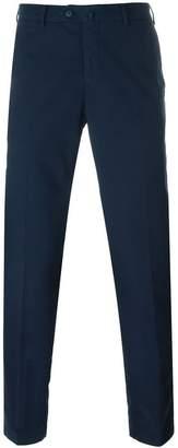 Loro Piana slim fit trousers