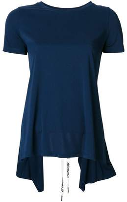 Dondup rear-cropped T-shirt