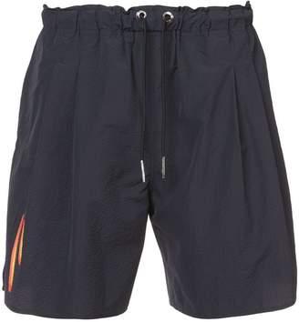 Rochambeau drop track shorts
