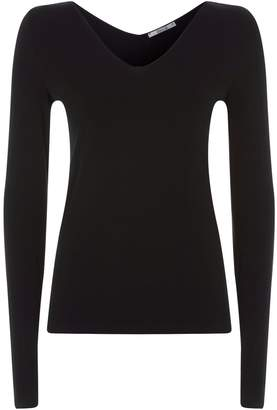 Wolford Long Sleeve Pullover Top