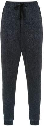 Tufi Duek knitted joggers