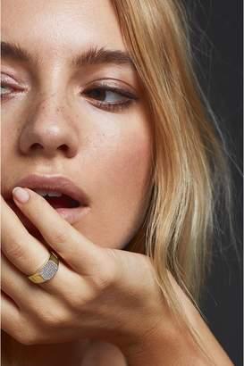 Anine Bing Pave Diamond Ring