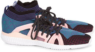 Adidas by Stella McCartney Multi Crazy Train Bounce Trainers $190 thestylecure.com