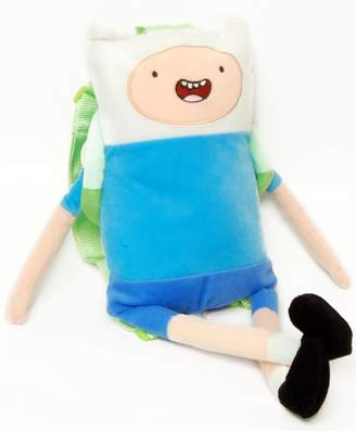 "Finn Adventure Time 17"" Plush Backpack Toy]"