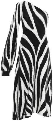 Emilio Pucci Zebra Knit Dress $3,280 thestylecure.com