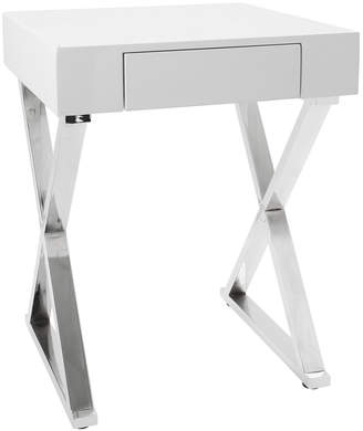 Lumisource Luster Side Table