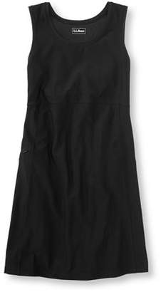 L.L. Bean (エルエルビーン) - フィットネス・ドレス、スリーブレス
