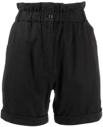 Frame Harem short shorts