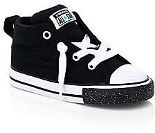 Converse Baby's & Little Kid's All-Star Two-Tone Mid-Top Chuck Taylor Sneakers