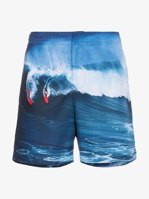 Orlebar Brown Bulldog Dropping In Swim Trunks