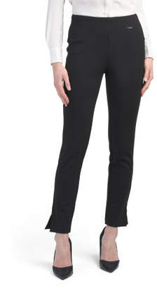 Petite Skinny Pants With Compression