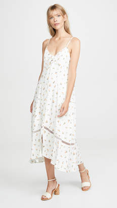 MinkPink Daydreamer Midi Dress