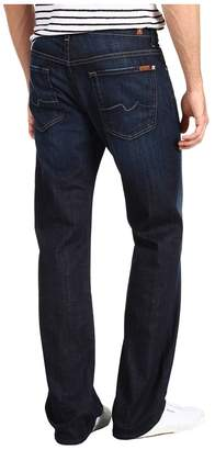 7 For All Mankind Austyn Relaxed Straight Leg in Los Angeles Dark Men's Jeans