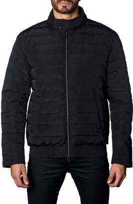 Jared Lang Men's Chicago Lightweight Quilted Puffer Jacket