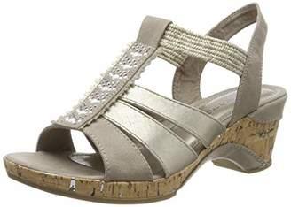 Marco Tozzi Women's 2-2-28305-22 Closed Toe Sandals