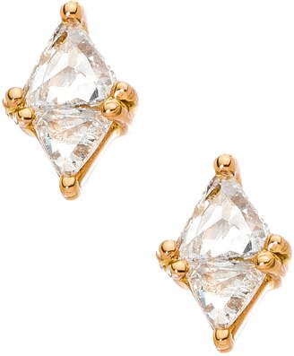 Couture SETHI Diamond Stud Earrings