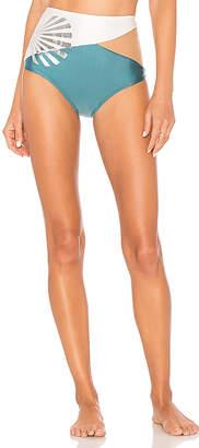 AGUADECOCO Shell Bikini Bottom