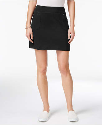 Style&Co. Style & Co Pull-On Skort, Created for Macy's