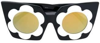 Markus Lupfer chunky daisy sunglasses