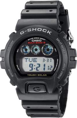 "Casio Men's GW6900-1 ""G-Shock"" Atomic Digital Sport Watch"