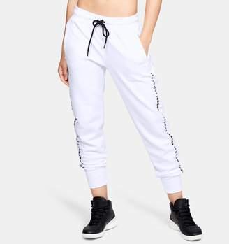 Under Armour Women's UA Microthread Fleece Pants