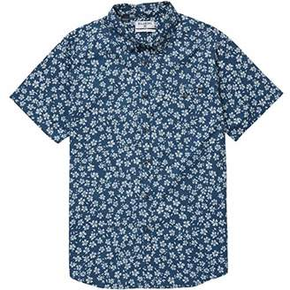 Billabong Men's Sunday Mini Short Sleeve Shirt