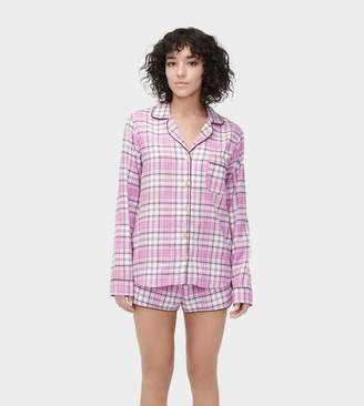 UGG Milo Flannel PJ Set