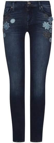 The Skinny Jeans Mid Rise Super Skinny | Damen