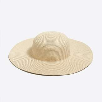 J.Crew Factory Girls' wide-brim sun hat