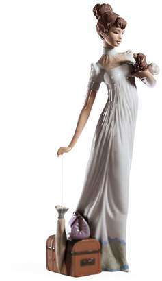 Lladro Traveling Companions Figurine
