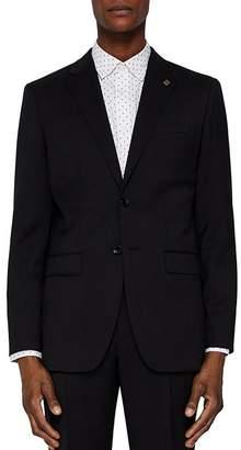 Ted Baker Castlej Debonair Plain Slim Fit Suit Jacket