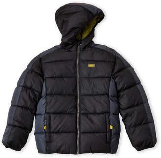 Hawke & Co Boys 8-20) Branson Hooded Puffer Coat