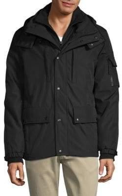 S13/Nyc Highland Hooded Jacket