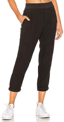 James Perse Patched Pull On Pant