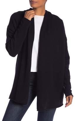 Halogen Shawl Collar Cashmere Cardigan