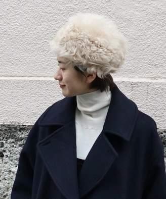 Journal Standard (ジャーナル スタンダード) - journal standard luxe 【FURLING by GIANI/ファーリング バイ ジアーニ】Fur Cap◆