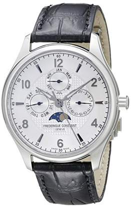 Frederique Constant Men's FC365RM5B6 Runabout Analog Display Swiss Automatic Watch