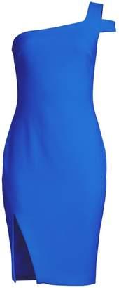 LIKELY One-Shoulder Sheath Dress