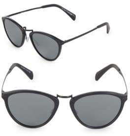 Paul Smith Hawley 54MM Oval Sunglasses
